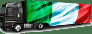 Доставка грузов из Италии в Россию от Внешкомтранс