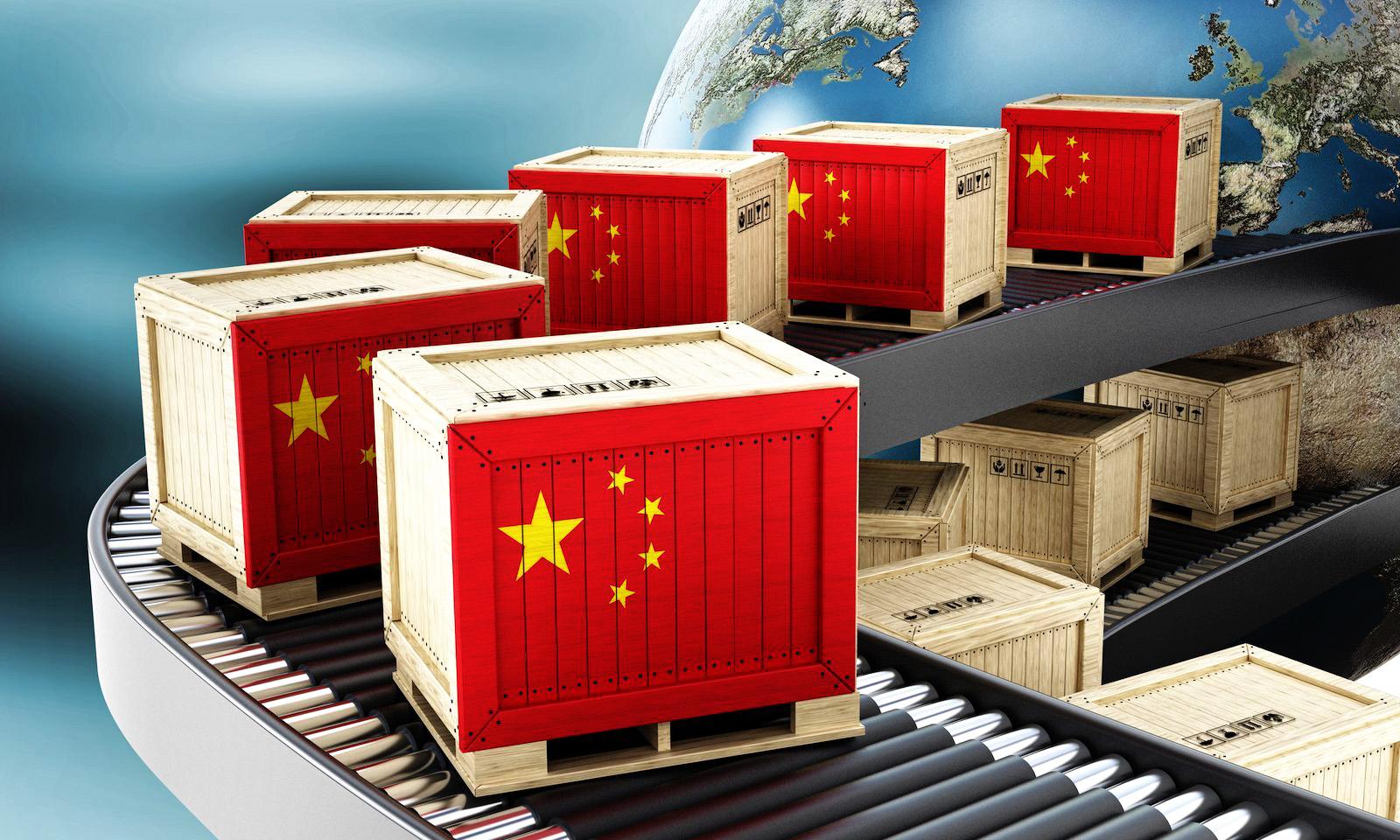 Перевозка грузов из Китая в Россию от Внешкомтранс