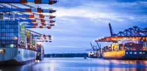 Доставка грузов из Германии морем