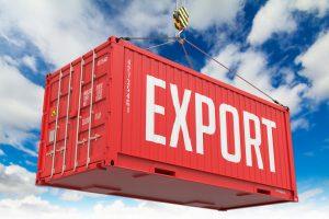 Коротко об экспорте товаров